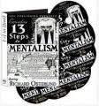 13 Steps To Mentalism by Richard Osterlind 6 Volume set