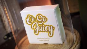 Oh So Juicy by Brandon David and Turchi (Gimmick Not Included)