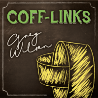 Coff-Links by Gregory Wilson & David Gripenwaldt (Instant Download)