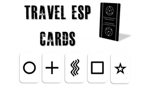 Travel ESP Cards by Paul Carnazzo