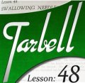 Tarbell 48 Swallowing Needles and Razor Blades Instant Download
