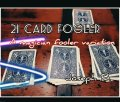 21 CARD FOOLER by Joseph B. (Instant Download)