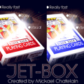 Jet-Box by Mickael Chatelain (Deck Not Included)