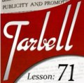 Tarbell 71: Publicity and Promotion (Instant Download)