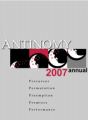 2007 CD Annual by Antinomy magic