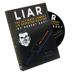 Liar by Robert Baxt (Gimmick Not Included)