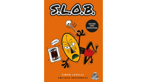 SLOB by Simon Lovell & Kaymar Magic (Gimmick Not Included)