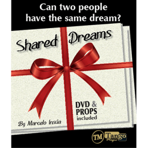 Shared Dreams by Marcelo Insua (Gimmick Not Included)