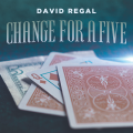 Change for a Five by David Regal (Instant Download)