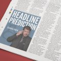 Headline Prediction by Banachek (Instant Download)