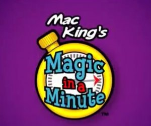 Mac King's Magic in a Minute