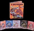 Royal Road to Card Magic 5 Volume set by Paul Wilson