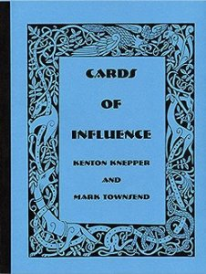 Cards of Influence by Kenton Knepper