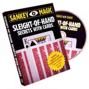 Sleight Of Hand With Cards by Jay Sankey