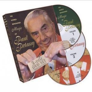 World Renowned Magic of Paul Potassy 3 Volume set