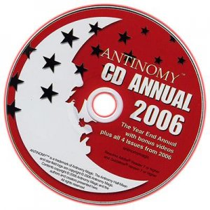 CD Antinomy Annual Year 2, 2006
