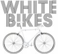 White Bikes by Paul Richards