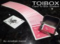 Toibox Card To Box System by Jonathan Kamm Instant Download