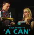 A Can by Dave Forrest
