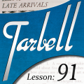 Tarbell 91: Late Arrivals (Instant Download)