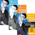 Mullica Expert Impromptu Magic Made Easy Set (Vol 1 thru 3) Tom Mullica