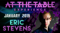 At The Table Live Lecture Eric Stevens January 21st 2019