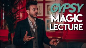 The Gypsy Lecture by Alex Pandrea