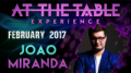 At The Table Live Lecture Joao Miranda (Feb 15th, 2017)