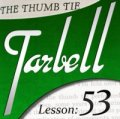 Tarbell 53 The Thumb Tie Instant Download