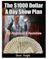 $1000 A Day Plan for Magicians by Devin Knight