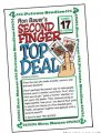 Ron Bauer 17 Second Finger Top Deal