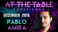 At The Table Live Lecture Pablo Amira December 4th 2019