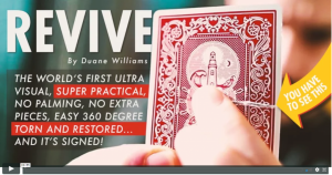 Revive by Duane Williams - Ellusionist