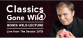 Classics Gone Wild by Boris Wild