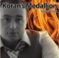 Koran's Medallion by Luke Jermay