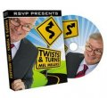 Twist and Turns by Mel Mellers and RSVP Magic