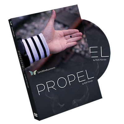 Propel by Rizki Nanda and SansMinds