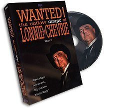 Outlaw Magic Wanted! & Captured! by Lonnie Chevrie