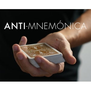 Anti-Mnemonica by Miquel Roman (IN SPANISH)
