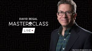David Regal - Masterclass Live - Week 3