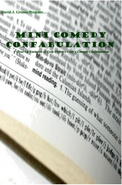 David J. Green presents mini comedy confabulation