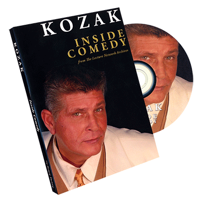 Inside Comedy by Paul Kozak and The Miracle Factory