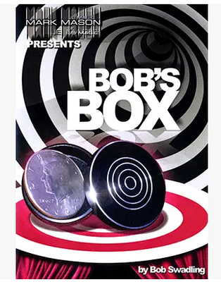 Bobs Box by Bob Swadling & JB Magic