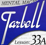 Tarbell 33A Mental Magic Instant Download