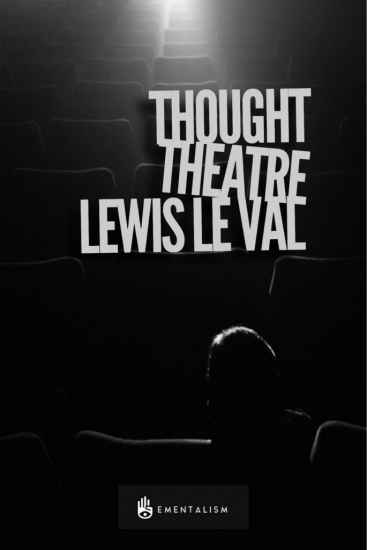 Thought Theatre by Lewis Le Val - $12.99 : magicianpalace.com