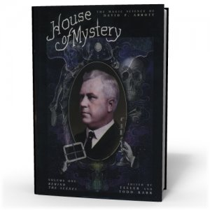 House of Mystery, edited by Teller and Todd Karr PDF
