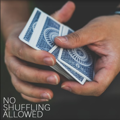 Benjamin Earl - No Shuffling Allowed - Week 1 - Deep Magic Seminar - $3.99  : magicianpalace.com