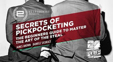 Secrets of Pickpocketing by James Brown & Daniele Sicorace