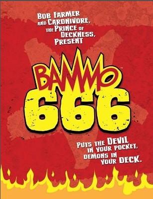 Bammo 666 By Bob Farmer - $6.99 : magicianpalace.com
